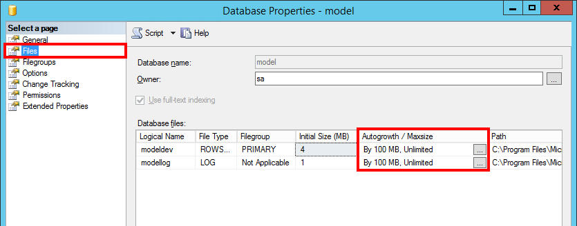SQL Server for SAP Business One - Best practices – Helpdesk